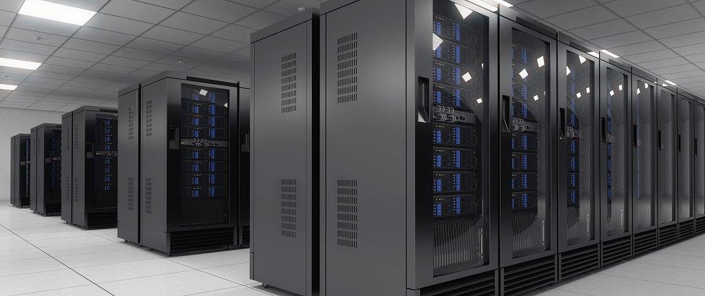 Serverhall Idealisweb.se