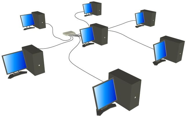 Datornätverk